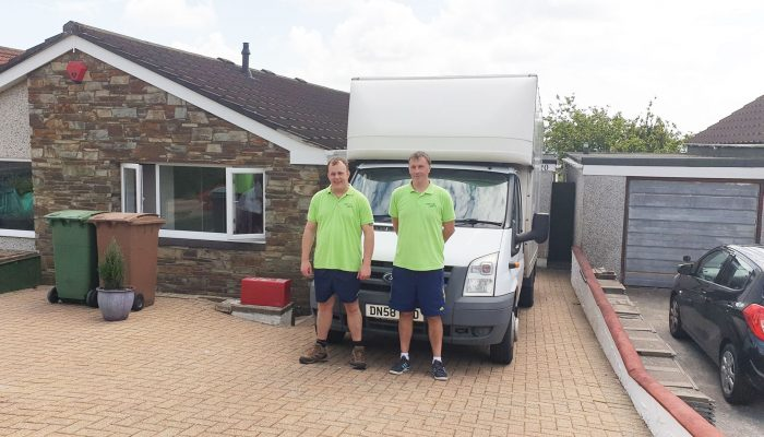 Removals Plymouth - Moving on Removals