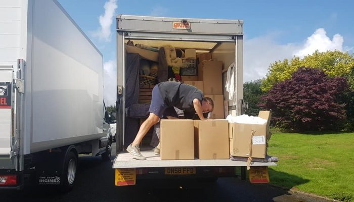 Plymouth Removals